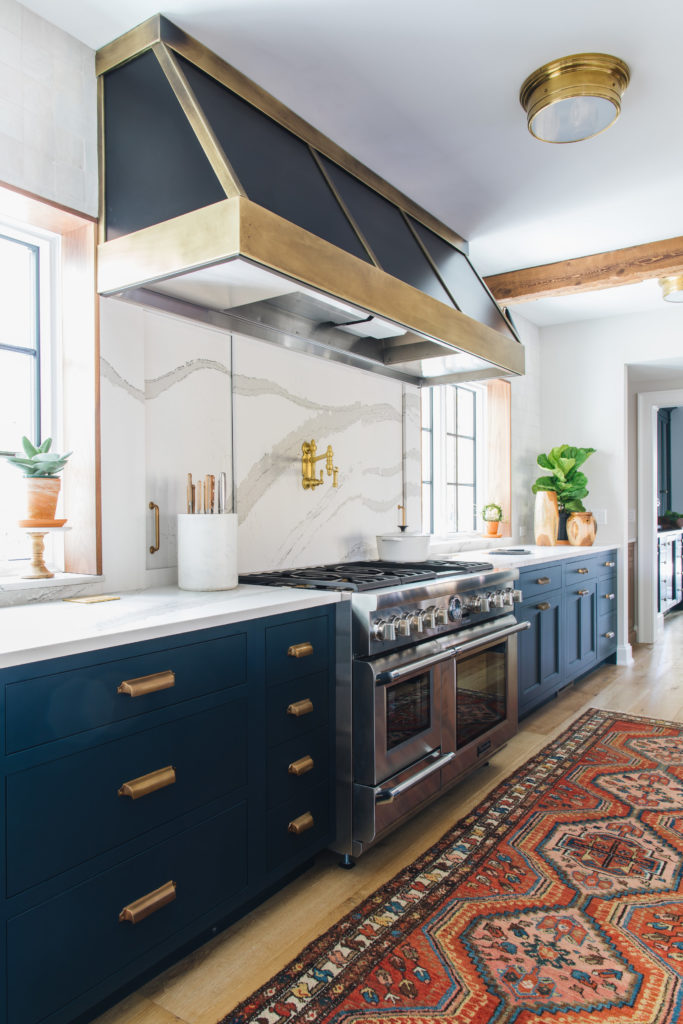 New Color Trends For Kitchen Cabinets