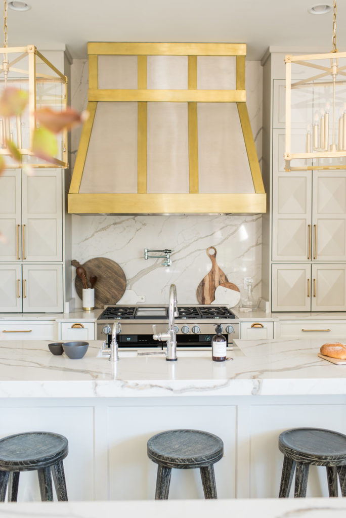exciting red kitchen decor | Exciting Kitchen Design Trends for 2018 - Lindsay Hill ...